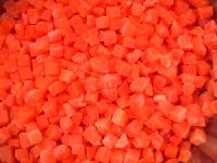 Frozen Red Carrot
