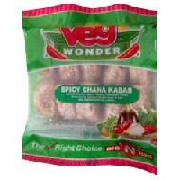 Spicy Chana Kabab