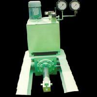 hydraulic chain testing machine