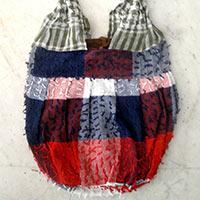 Long Shoulder Cotton Bag
