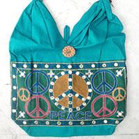 Ladies Sling Cotton Handbag