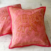 Traditional Elephant Throw Pillow Cases