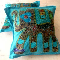 Elephant Throws Pillow Cases