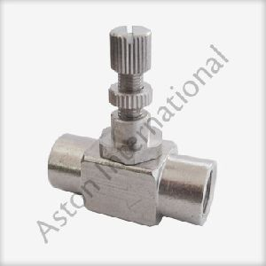 Brass Needle Valve Manufacturer And Suppliers