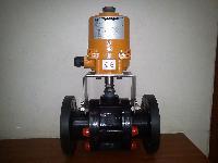 Motorized Polypropylene Ball Valve