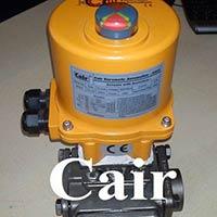 Multi Port Ball Valves Actuators