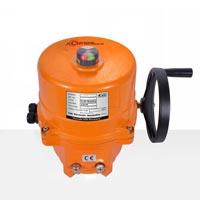Three Phase Quarter Turn Electrical Actuator