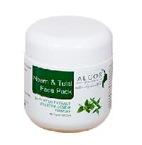 Tulsi Face Pack