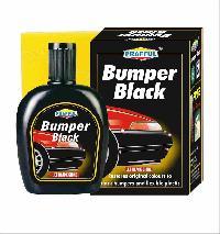 Car Care - Bumper Black