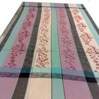 Woolen Sozni Embroidery Strap Shawls