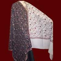 Woolen Sozni Jalidar Shawl