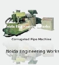 Corrugated Flexible Pipe Machine