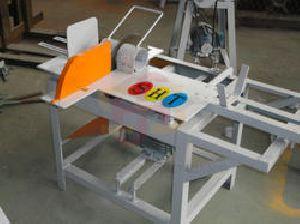 Bamboo Stick Length Cutting Machine