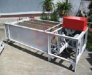 Bamboo Stick Polishing Machine