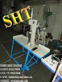 Single Peddal Type Agarbatti Making Machine