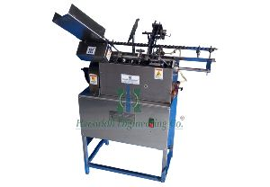 Single Head Onion Skin Tube Filling Machine