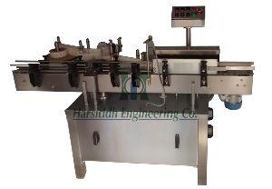 Vertical Vial Sticker Labeling Machine