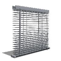 Motorized Horizontal Blinds In Delhi Manufacturers And