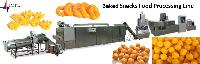 Baked Snacks Food Processing Line