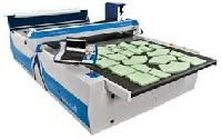Automatic Fabric Cutting Machine