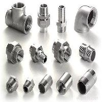 threaded pipe fitting