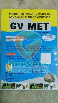 GV Met Feed Supplement