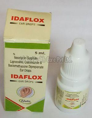 Idaflox Ear Drops
