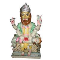 Stone Narsingh Statue