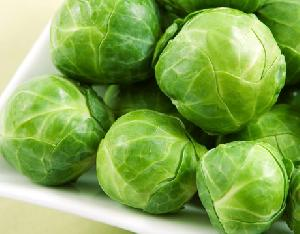 Fresh Brussels Sprouts (kalaikossu)