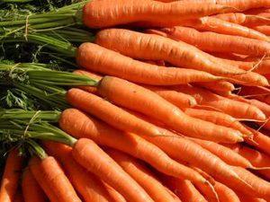 Fresh Carrot (Manjal Kamalai)