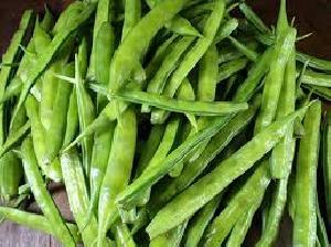 Fresh Cluster Beans (Kothavarai)