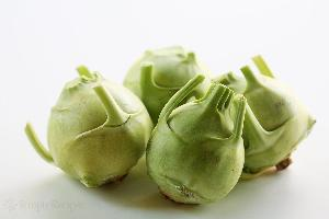 Fresh Kohlrabi (Nulkool)