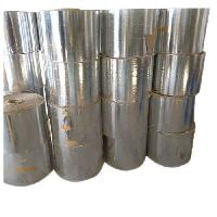 Silver Paper Dona Raw Material