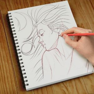 Drawing Notebook
