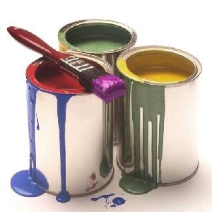 Commercial Synthetic Paint