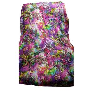 Floral Peony Printed Stole