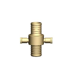 Gunmetal BS336 Fire Hose Delivery Couplings