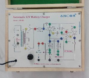 Automatic Battery Charger With 12v Battery Sd-404