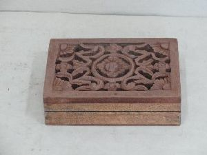 Wooden Handcrafted Box