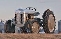 Tractors Steel Hood 2