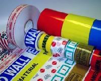 Custom Printed film carton sealing tapes