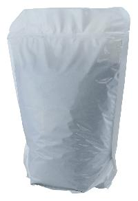 Stand Up Pouches - 10.5 X 14 X 6 - Glossy White