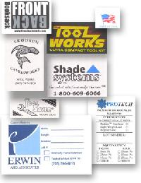 Printed Cloth Labels
