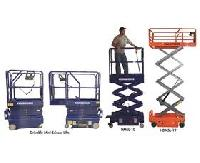 Drivable Mini-scissor Lifts