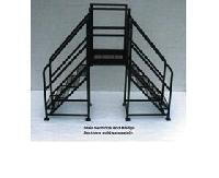 FIXED CROSSOVERS - STAIR SECTIONS (SET OF 2) - 48 SLOPE