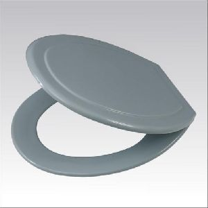 Grey Toilet Seat Cover