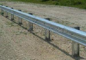 Aluminium Beam Crash Barriers