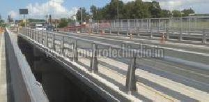 Steel Beam Crash Barriers