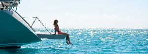 Outdoor Photoshoot On Yacht