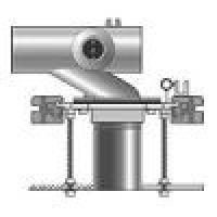 Mc-10 Series - Horizontal Adjustable Water Closet Carrier